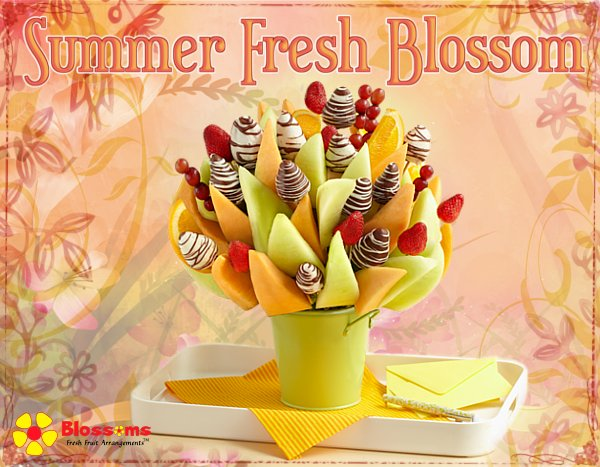 Summer Fresh Blossom